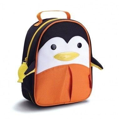 Lancheira Skip Hop Pinguim