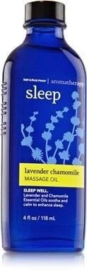 Lavander Chamomile Massage Oil