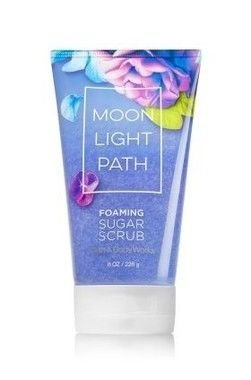 Moonlight Path Foaming Sugar Scrub