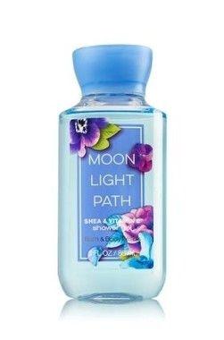Moonlight Path Shower Gel Travel Size