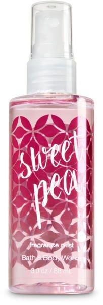 Sweet Pea Fine Fragrance Mist Travel Size