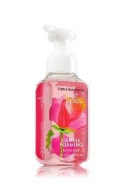 Sweet Pea Gentle Foaming Hand Soap