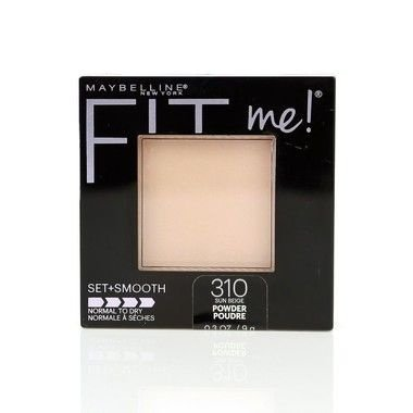 Fit Me Pressed Powder Set + Smooth
