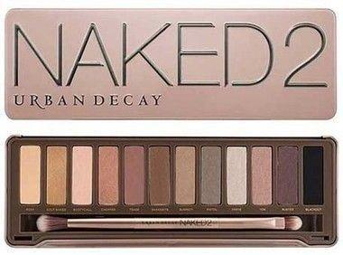 Naked 2 Pallete