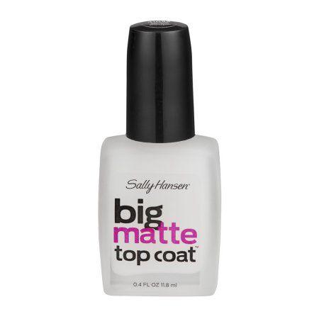 Big Matte Finish Top Coat