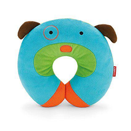 Travesseiro para pescoço Skip Hop Zoo Cachorro