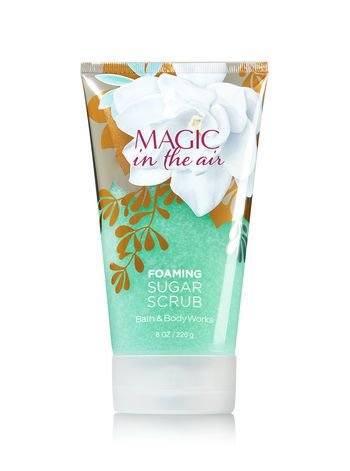 Magic In The Air Foaming Sugar Scrub