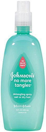 Johnson's Baby No More Tangles Detangling Spray