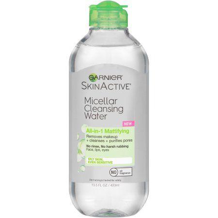 Garnier® SkinActive® All-in-1 Mattifying Micellar Cleansing Water 400 ml