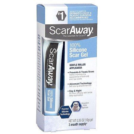 ScarAway 100% Silicone Scar Gel