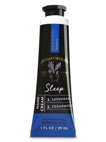 Sleep Lavender Cedarwood Hand Cream