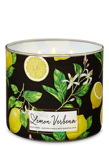 Lemon Verbena 3-Wick Candle