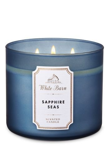 Sapphire Seas 3-Wick Candle