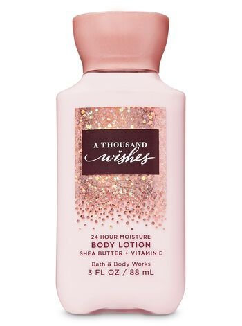 A Thousand Wishes Travel Size Super Smooth Body Lotion
