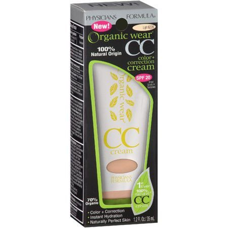 Physicians Formula Organic Wear Color + Correction Cream