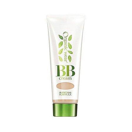 Physicians Formula Organic wear 100% Natural Origin All-in-1 Beauty Balm Cream SPF 20 - Light/Medium