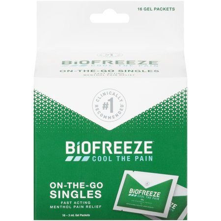 Biofreeze Pain Relief On-the-Go