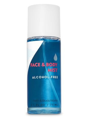Water Travel Size Face & Body Mist
