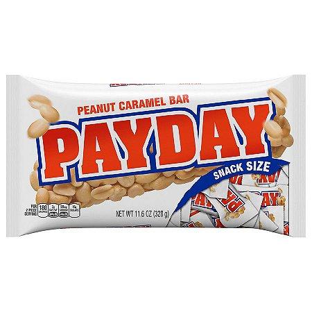 Payday Peanut Caramel Bars