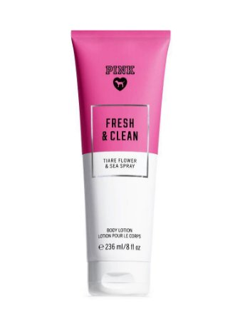 PINK Fresh & Clean Lotion