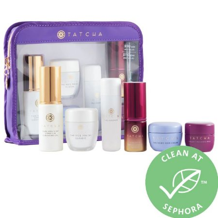 Tatcha The Ritual for Radiant Skin Set