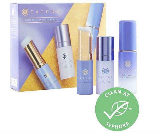 Tatcha Dewy Skin Favorites on the Go - Edição Limitada