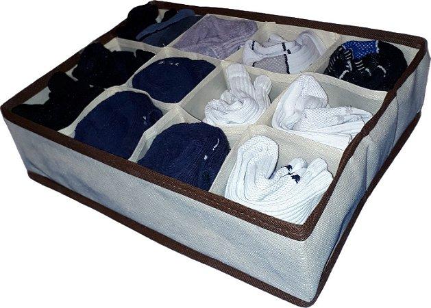 Kits de Organizador de gavetas Organibox 27x36 - 12 divisões