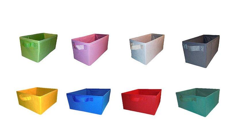 Kit 8 Caixas Organizadoras