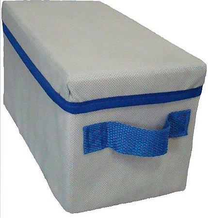 Caixa Organizadora 14x15x28 - com tampa - alça