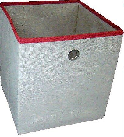 Caixa Organizadora - 28x31x28 - alça ou ilhós