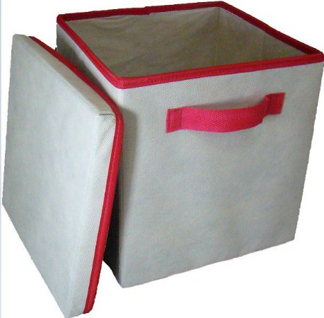 Caixa Organizadora 28x30x28 - com tampa