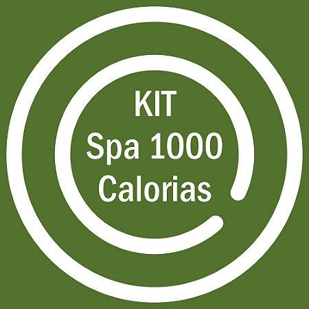 KIT SPA 1000 KCAL