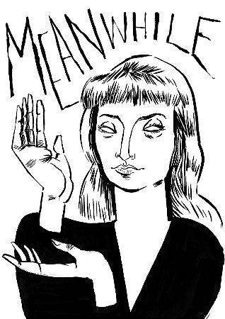 "Print ""Laura Palmer"" - 2021"