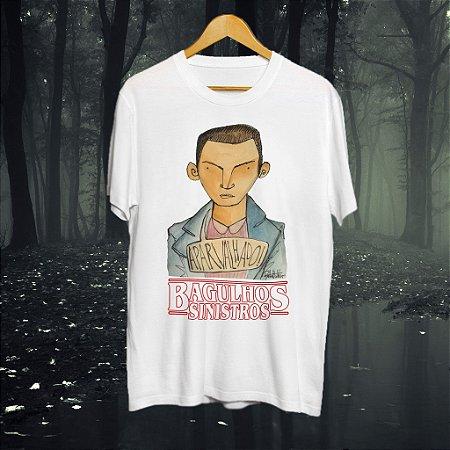 """Camisa """"Bagulhos Sinistros"""" - Onze"""