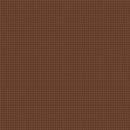 TECIDO 100% ALGODÃO FABRICART - PIED DE POULE CHOCOLATE - PREÇO DE 0.50 x 1,50