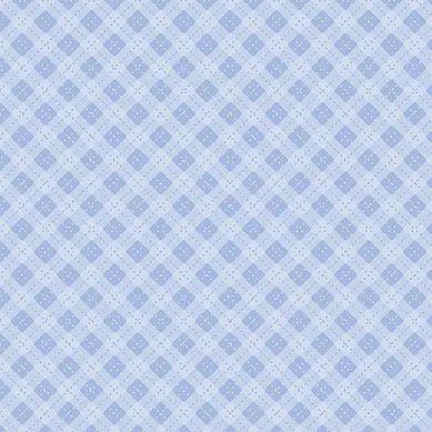 TECIDO FUXICOS E FRICOTES COLEÇÃO BABY DIGITAL - HEXÁGONOS BABY MENINO - PREÇO DE 0,50 X 1,50