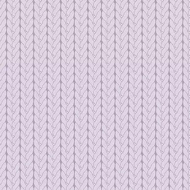 TECIDO FUXICOS E FRICOTES COLEÇÃO BABY BASICS - TRICÔ BÁSICO LILÁS - PREÇO DE 0,50 X 1,50