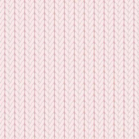 TECIDO FUXICOS E FRICOTES COLEÇÃO BABY BASICS - TRICÔ BÁSICO ROSA - PREÇO DE 0,50 X 1,50