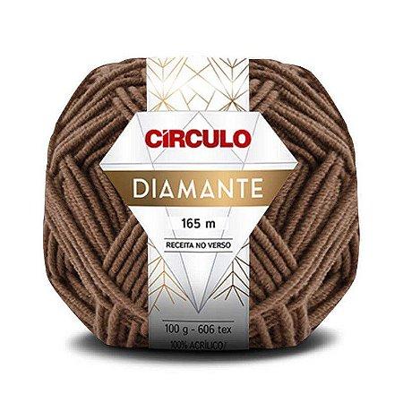 LÃ DIAMANTE CHOCOLATE 0854
