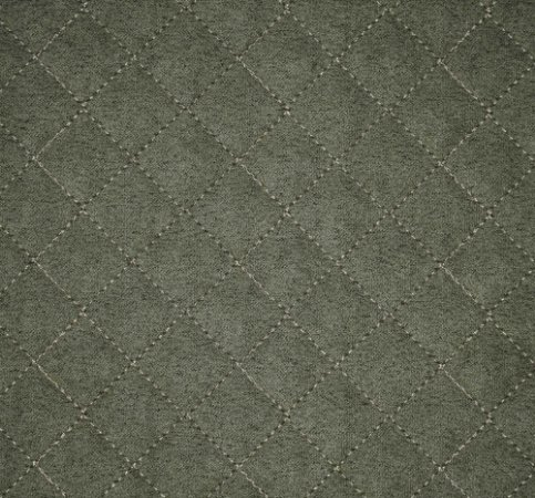 TECIDO MATELASSADO SUEDE CINZA RATO - PREÇO DE 0,50 x 1,50