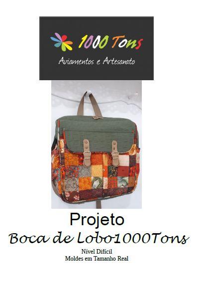 PROJETO BOCA DE LOBO 1000TONS