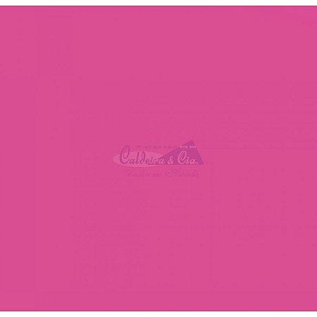 TECIDO 100% ALGODÃO-CALDEIRAS- SILKY ROSA PINK- PREÇO DE 0.50 x 1,50