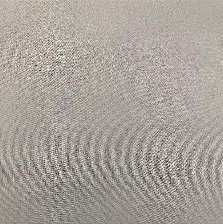 TECIDO 100% ALGODÃO IGARATINGA LISO CINZA - PREÇO 0,50M X 1,50M