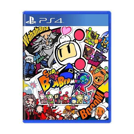 Super Bomberman R - PS4 - Usado