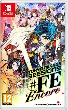Tokyo Mirage Session #FE Encore - SWITCH - Novo [EUROPA]