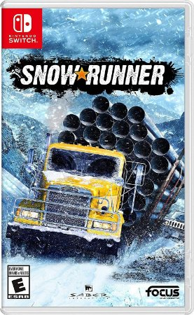 Snowrunner - SWITCH - Novo [EUA]