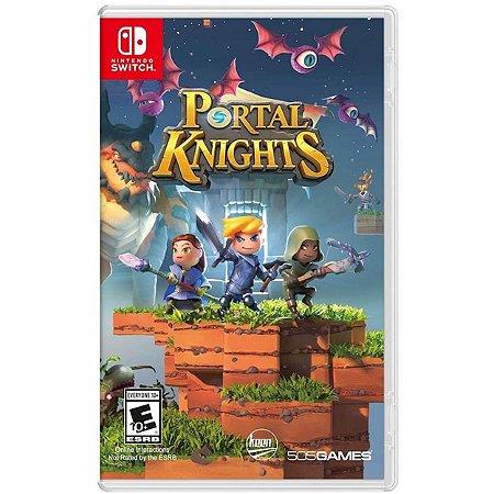 Portal Knights - SWITCH - Novo [EUA]