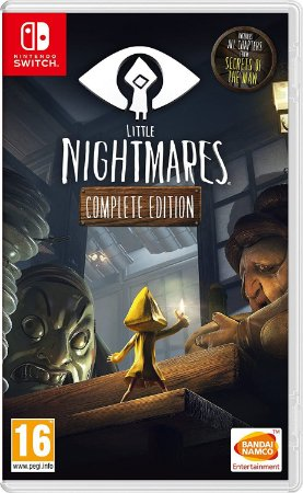 Little Nightmares Complete Edition - SWITCH [EUROPA]