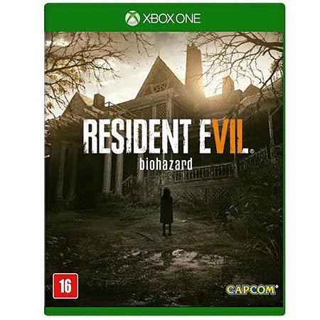 Resident Evil 7 Biohazard - XBOX ONE - Usado