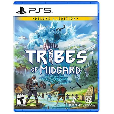 Tribes of Midgard Deluxe Edition - PS5